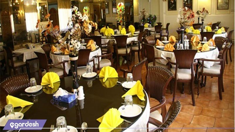 رستوران هتل اطلس