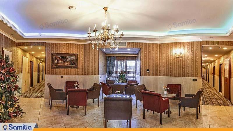لابی هتل بهار تهران