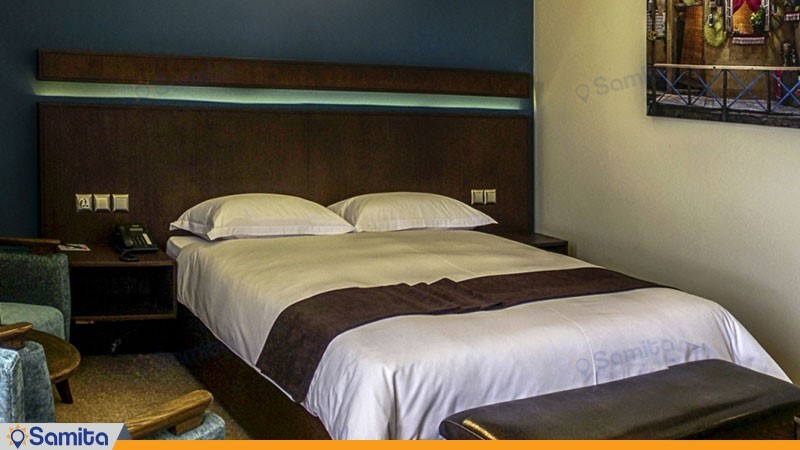اتاق دبل هتل اسکان الوند