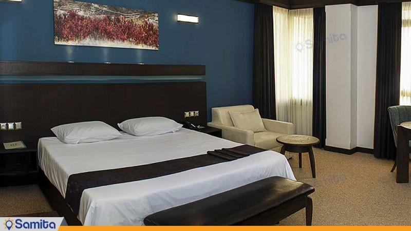 اتاق دبل کینگ هتل اسکان الوند
