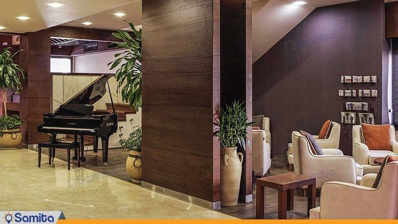 لابی هتل اسکان الوند