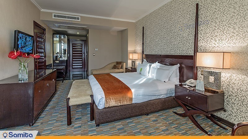 اتاق دبل هتل اسپیناس خلیج فارس