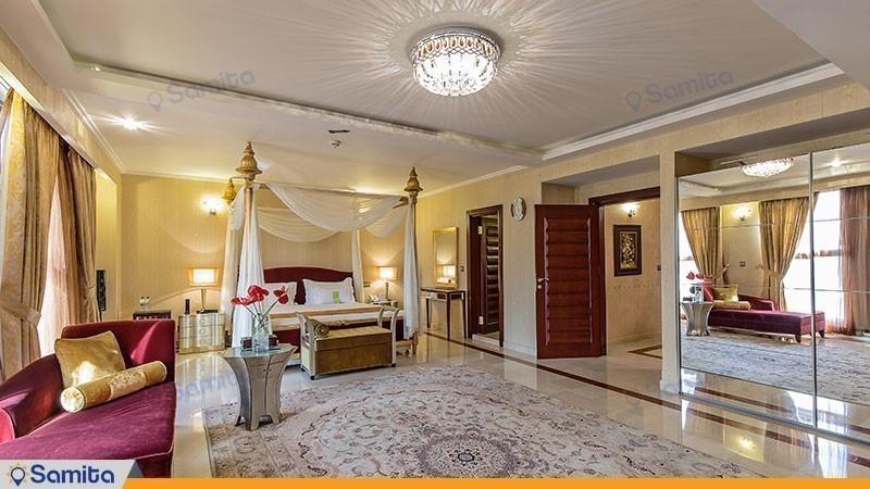سوئیت لاکچری هتل اسپیناس خلیج فارس