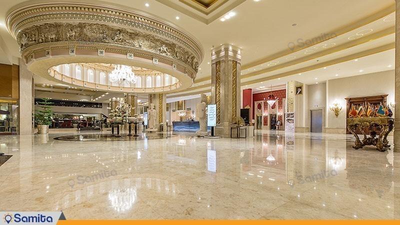 لابی هتل اسپیناس پالاس