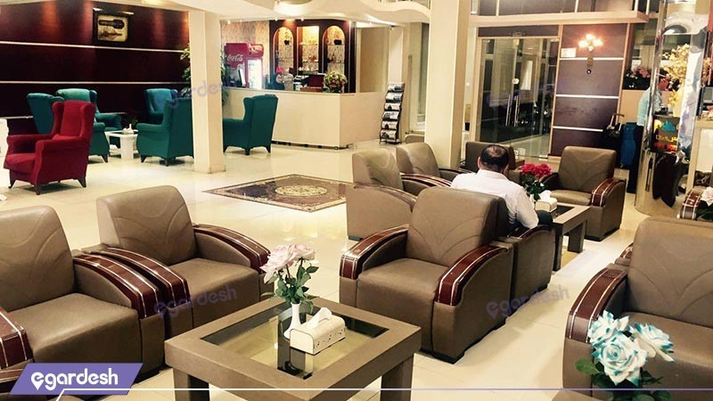 لابی هتل ایران