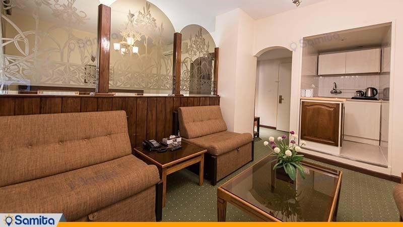 آپارتمان هتل ایرانشهر