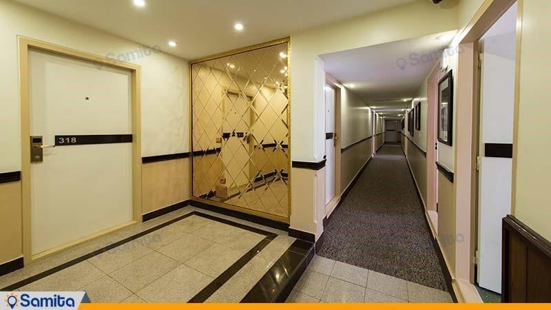 راهرو هتل ایرانشهر