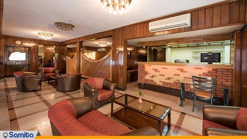 لابی هتل ایرانشهر
