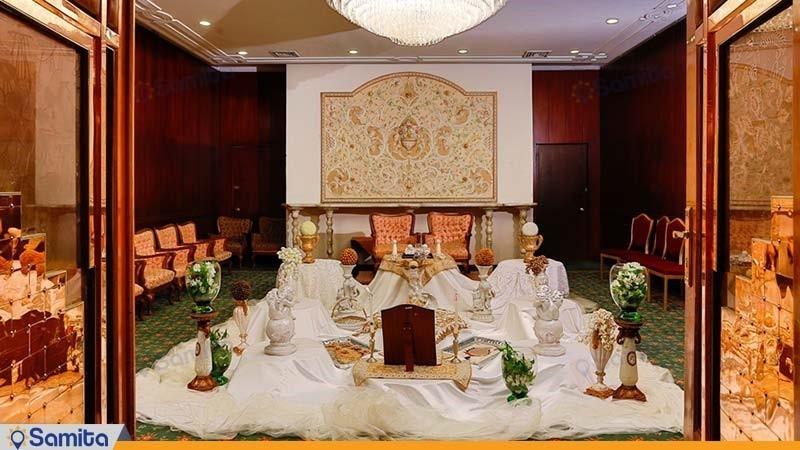 سالن پذیرایی سنبل هتل لاله تهران