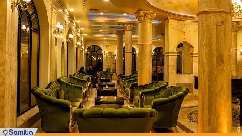 لابی هتل مارلیک