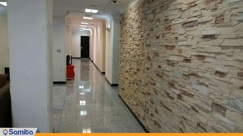 راهرو هتل آکادمی ملی المپیک