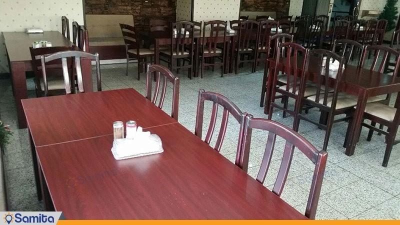 رستوران هتل آکادمی ملی المپیک