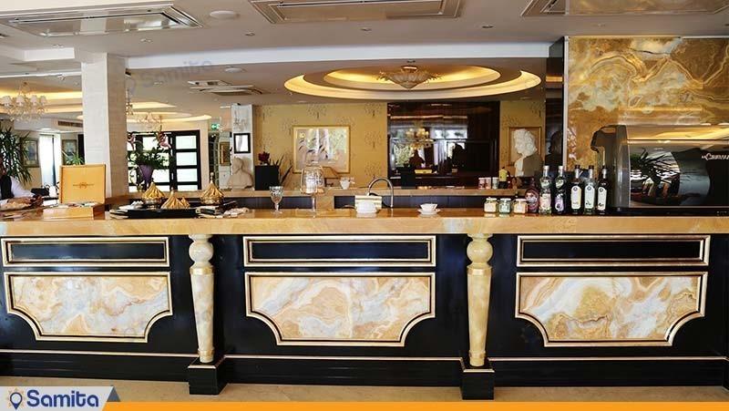 کافی شاپ هتل نیلو
