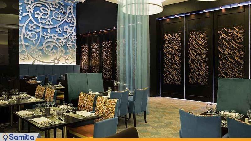 رستوران هتل نووتل