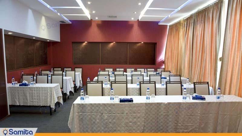 اتاق جلسات هتل المپیک تهران