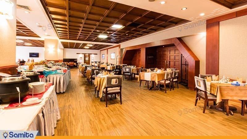 رستوران هتل المپیک تهران