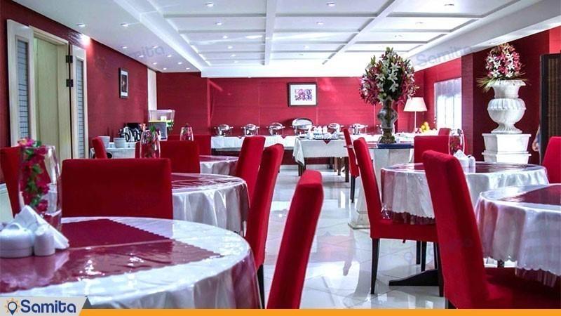 رستوران هتل پاریز