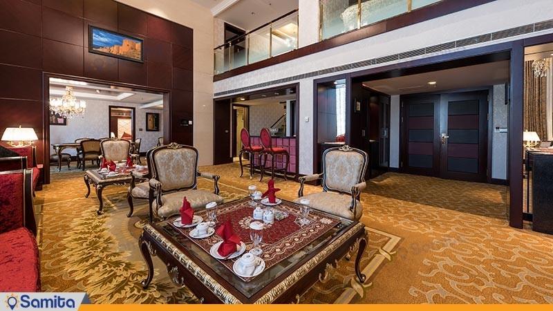 سوئیت پرزیدنتال هتل پارسیان آزادی