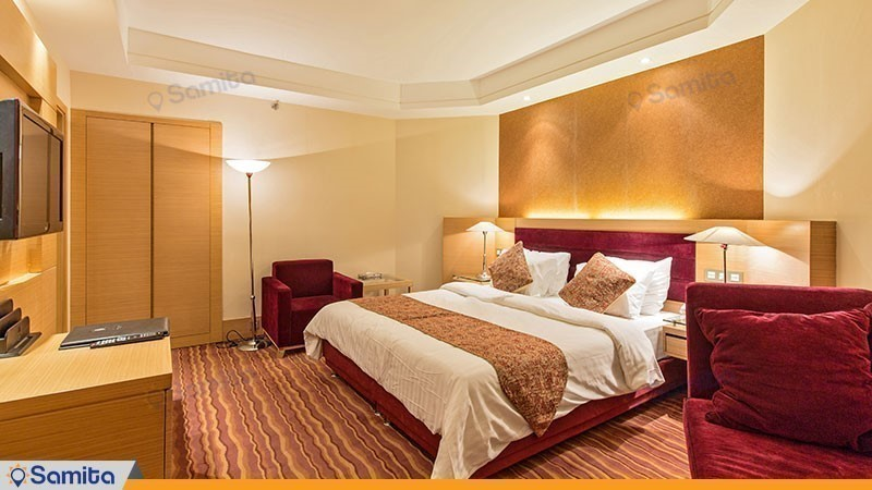 سوئیت هتل پارسیان آزادی تهران