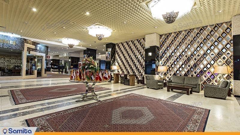 لابی هتل پارسیان استقلال