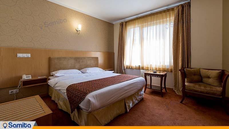 اتاق دبل هتل ساینا