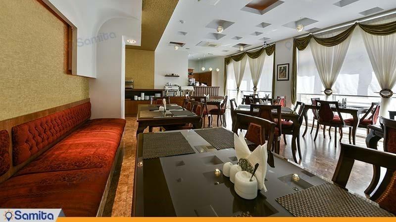 رستوران هتل ساینا