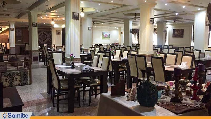 رستوران هتل شهریار