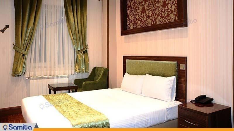 اتاق سه نفره هتل شهریار