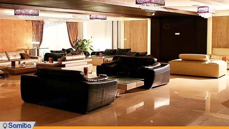 لابی هتل سیمرغ