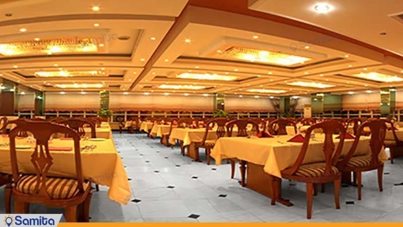 رستوران هتل سیمرغ تهران