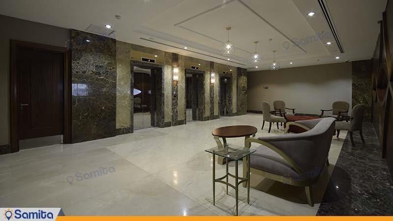 آسانسور هتل آنا ارومیه