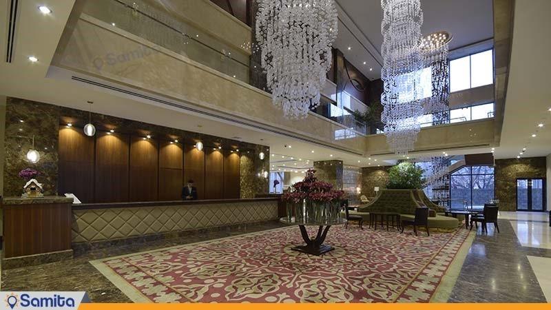 پذیرش هتل آنا ارومیه