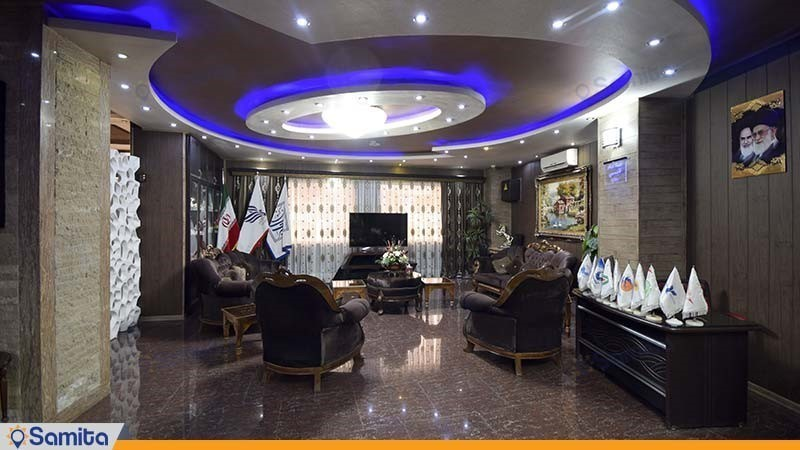 لابی هتل آریا