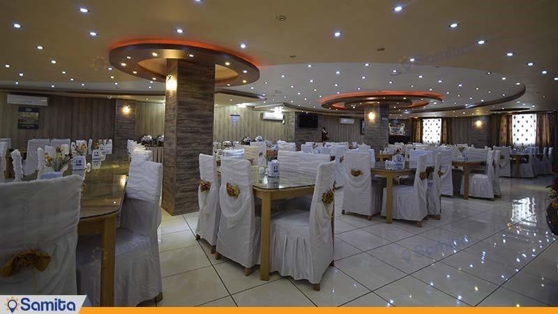 رستوران هتل آریا