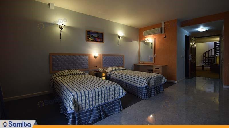 اتاق دو تخته دنیز هتل باری