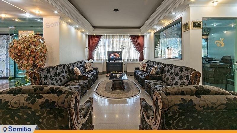 لابی هتل جهانگردی خوی