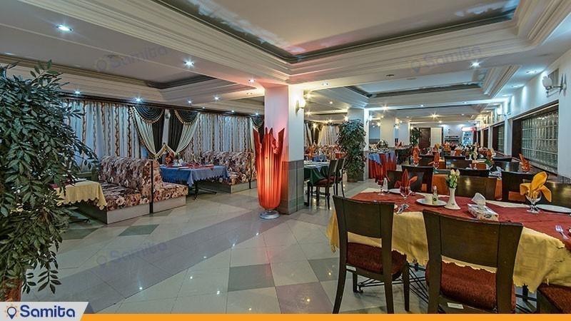 رستوران هتل جهانگردی ارومیه