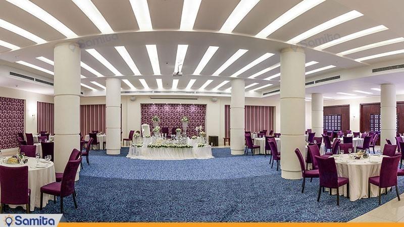 سالن پذیرایی هتل ارگ جدید