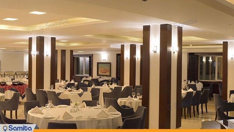 رستوران هتل ارگ جدید