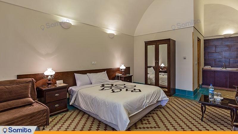 اتاق دبل هتل داد