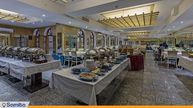 رستوران هتل داد
