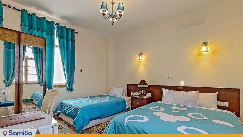 اتاق سه تخته هتل داد