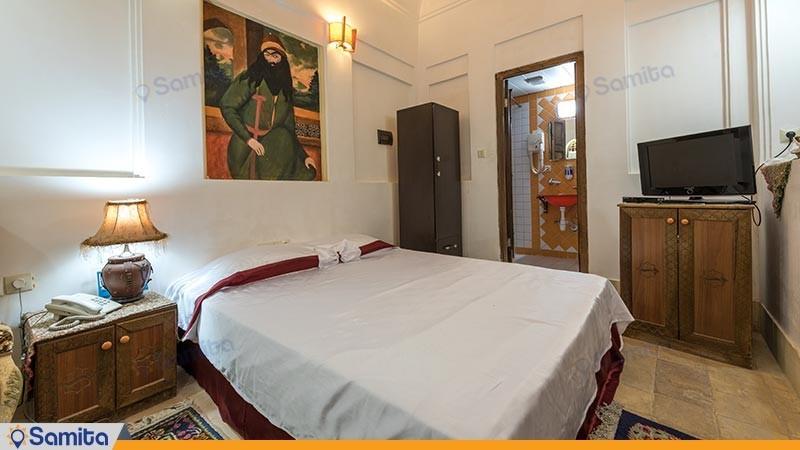 اتاق دو تخته دبل هتل سنتی فهادان