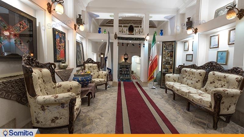 لابی هتل سنتی فهادان