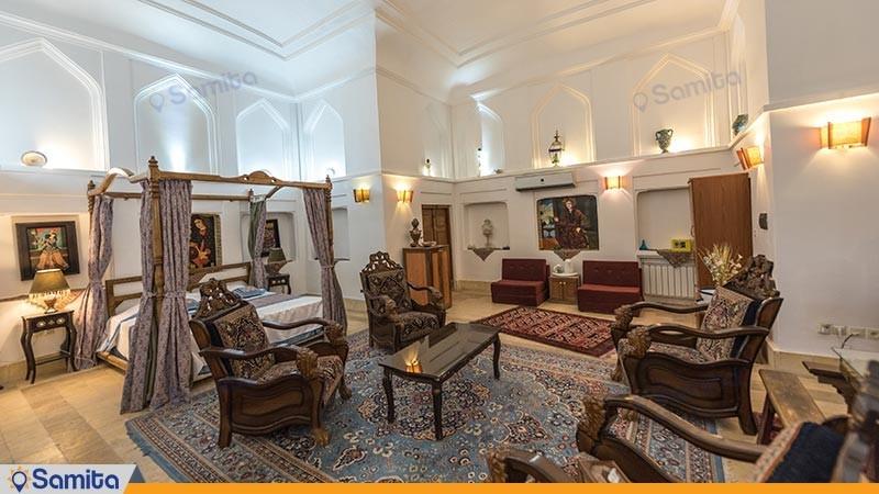 سوئیت VIP هتل سنتی فهادان