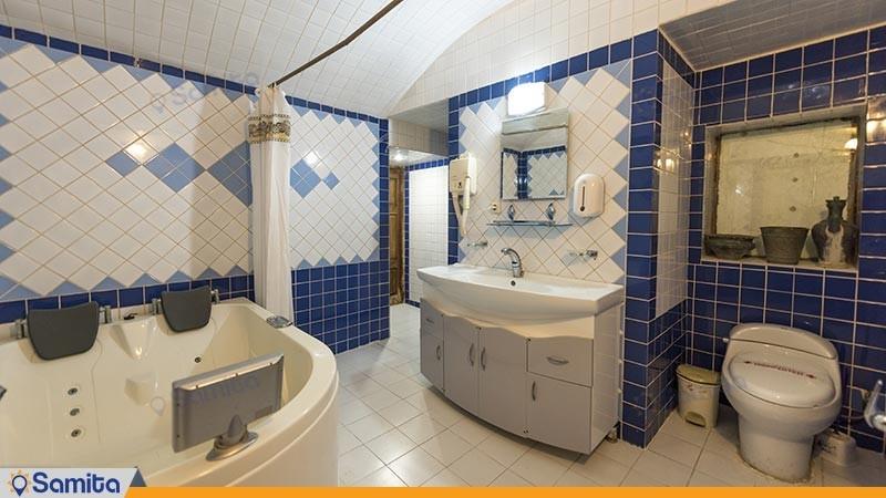 سرویس بهداشتی هتل سنتی فهادان