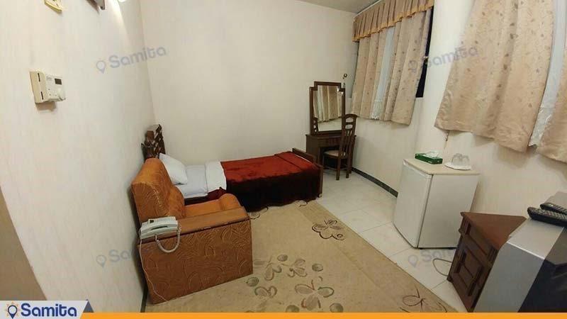 اتاق کانکت سه نفره هتل خاتم یزد