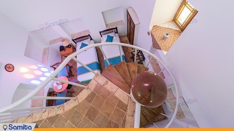 اتاق چهار تخته هتل سنتی لاله