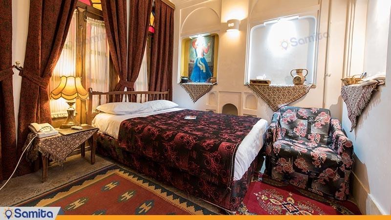 اتاق دو تخته دبل هتل سنتی مهر