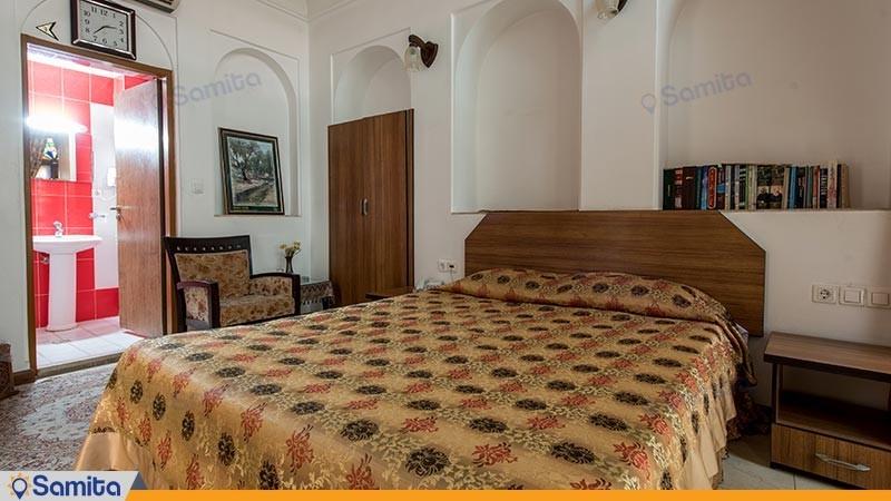 اتاق دو تخته دبل هتل سنتی مظفر